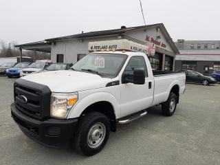 Used 2015 Ford F-250 4 RM, Cabine ordinaire, 137 po, XL for sale in Sherbrooke, QC
