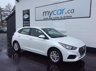 Used 2019 Hyundai Accent Preferred HEATED SEAT/WHEEL, ALLOYS, BACKUP CAM!! for sale in North Bay, ON
