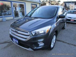 Used 2019 Ford Escape FOUR-WHEEL DRIVE SE EDITION 5 PASSENGER 1.5L - ECO-BOOST.. HEATED SEATS.. BACK-UP CAMERA.. TOUCH SCREEN DISPLAY.. BLUETOOTH SYSTEM.. for sale in Bradford, ON