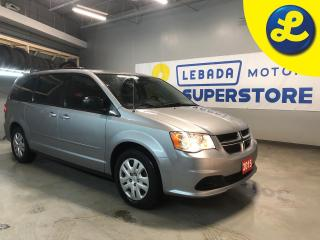 Used 2015 Dodge Grand Caravan SXT STOW N GO * V6 * Eco Mode *  Front Driver & Pass Air Conditioning Power Windows, Driver One-Touch Power Lock * Cruise Control * Steering Wheel Con for sale in Cambridge, ON
