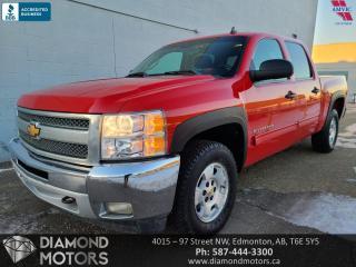 Used 2012 Chevrolet Silverado 1500 LT for sale in Edmonton, AB
