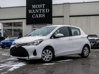 Used 2016 Toyota Yaris LE|HB|TOUCHSCREEN|BLUETOOTH|NO ACCIDENTS for sale in Kitchener, ON