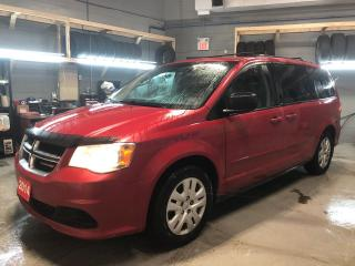 Used 2014 Dodge Grand Caravan SXT * 3.6L V6 * Keyless Entry * Cruise Control * Steering Wheel Controls * AM/FM/CD/Aux * Eco Mode * Manual Mode * Traction Control * Automatic Driver for sale in Cambridge, ON