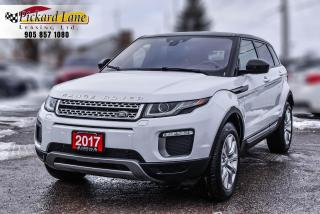 Used 2017 Land Rover Evoque SE 1 OWNER! | ACCIDENT FREE! | ONTARIO VEHICLE! for sale in Bolton, ON