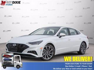 New 2021 Hyundai Sonata Ultimate for sale in Mississauga, ON