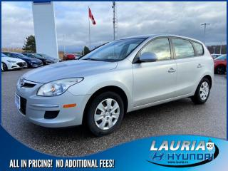 Used 2011 Hyundai Elantra Touring GL Auto - ULTRA LOW KMS for sale in Port Hope, ON