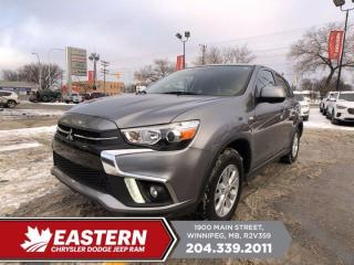 Used 2019 Mitsubishi RVR SE | 1 Owner | No Accidents | Backup Cam | for sale in Winnipeg, MB