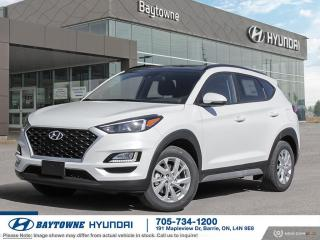 New 2021 Hyundai Tucson AWD 2.0L Preferred Sun and Leather for sale in Barrie, ON