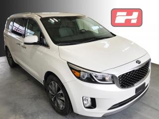 Used 2015 Kia Sedona SX Leather Seats | UVO Infotainment | + Snow Tires & Rims for sale in Stratford, ON