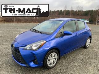 Used 2018 Toyota Yaris Hatchback LE,AUTO,AC,H-SEATS for sale in Port Hawkesbury, NS