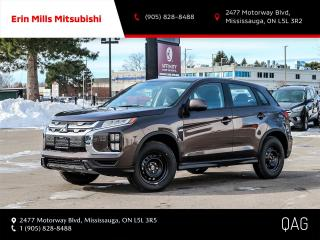 New 2021 Mitsubishi RVR AWC ES - CVT for sale in Mississauga, ON