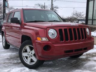 Used 2010 Jeep Patriot FWD 4dr North for sale in Waterloo, ON