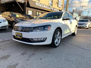Used 2013 Volkswagen Passat for sale in Scarborough, ON