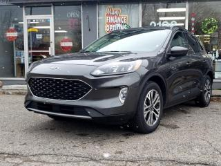 Used 2020 Ford Escape SEL AWD for sale in Bowmanville, ON
