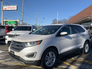 Used 2016 Ford Edge SEL for sale in Cobourg, ON