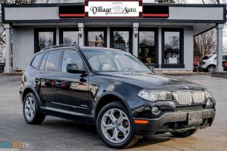 Used 2010 BMW X3 30i for sale in Ancaster, ON