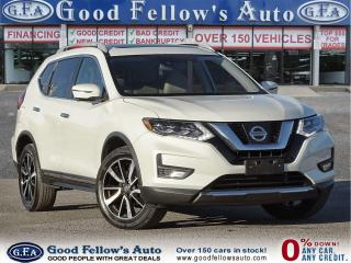 Used 2017 Nissan Rogue SL Platinum for sale in Toronto, ON
