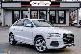 Used 2016 Audi Q3 Progressiv Quattro for sale in Ancaster, ON