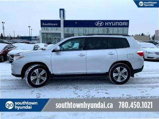 Used 2012 Toyota Highlander AWD/LEATHER/HEATED SEATS/7 PASS for sale in Edmonton, AB