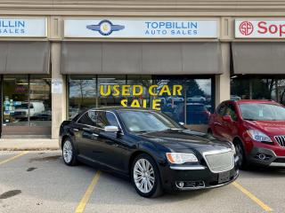Used 2013 Chrysler 300 Luxury Series, Navi, Active Cruise for sale in Vaughan, ON