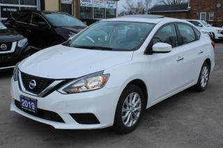 Used 2019 Nissan Sentra SV SUNROOF HEATED SEATS for sale in Brampton, ON