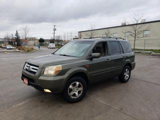 Used 2006 Honda Pilot EX, 4WD, 8 Passenger, 3/Y Warranty available for sale in Toronto, ON