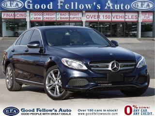 Used 2017 Mercedes-Benz C300 Good or Bad Credit Auto Financing ..! for sale in Toronto, ON
