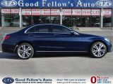 2017 Mercedes-Benz C300 PREMIUM PKG, AWD, LEATHER SEATS, NAVI, PANROOF