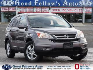 Used 2011 Honda CR-V EX MODEL, 2.4L 4CYL, 4WD, POWER SEATS, SUNROOF for sale in Toronto, ON