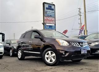 Used 2013 Nissan Rogue NO Accidents | AWD | S |Sunroof| Certified for sale in Brampton, ON