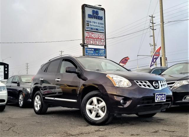 2013 Nissan Rogue NO Accidents | AWD | S |Sunroof| Certified