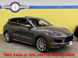 Used 2013 Porsche Cayenne GTS AWD, 1 Owner, Clean CarFax for sale in Vaughan, ON