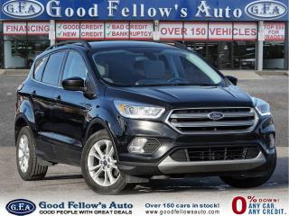 Used 2017 Ford Escape SE MODEL, REARVIEW CAMERA, HEATED SEATS, 1.5L ECO for sale in Toronto, ON