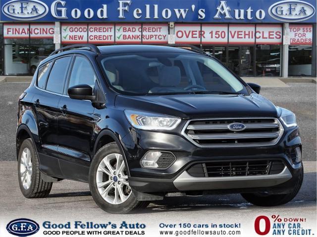 2017 Ford Escape SE MODEL, REARVIEW CAMERA, HEATED SEATS, 1.5L ECO