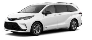 New 2021 Toyota Sienna XSE for sale in Renfrew, ON