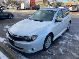 Used 2010 Subaru Impreza 2.5i AWD w/SUNROOF/HEATED.SEATS/ALLOY.RIMS for sale in North York, ON