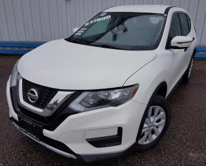 Used 2017 Nissan Rogue S AWD *HEATED SEATS* for sale in Kitchener, ON