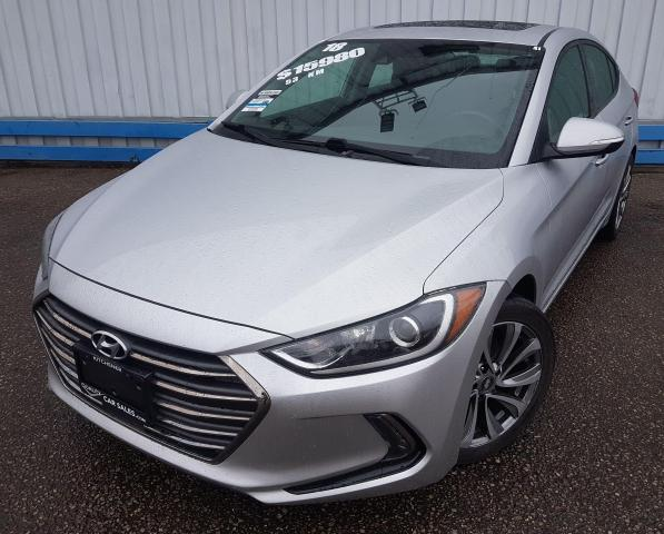 2018 Hyundai Elantra GLS *LEATHER-SUNROOF*