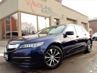 Used 2015 Acura TLX Technology.Navigation.Cam.Acura Sense for sale in Kitchener, ON
