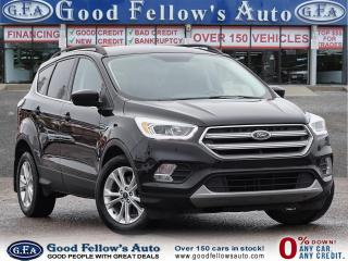 Used 2017 Ford Escape SE MODEL, 4WD, BACKUP CAM, LEATHER & HEATED SEATS for sale in Toronto, ON