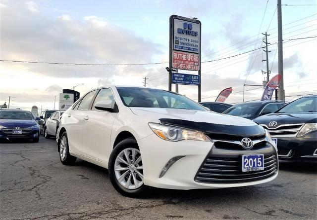 2015 Toyota Camry No accidents | One owner |LE | Low Km| Certified