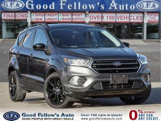 Used 2017 Ford Escape SE BACKUP CAM, NAV, PANROOF,SATELLITE RADIO SIRIUS for sale in Toronto, ON