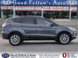 2017 Ford Escape TIATANIUM 4WD, NAV, MEMORY SEATS, PAN ROOF, 4CY 2L