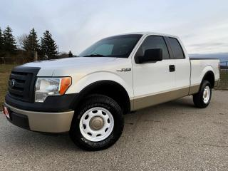 Used 2011 Ford F-150 EXTENDED CAB for sale in Guelph, ON