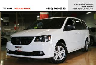 Used 2017 Dodge Grand Caravan SXT - 7PASS|DVD PLAYER|BACKUP CAMERA|ALLOYS for sale in North York, ON