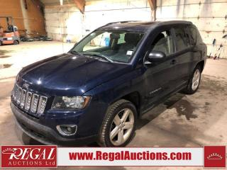 Used 2014 Jeep Compass Sport 4D Utility 2WD for sale in Calgary, AB