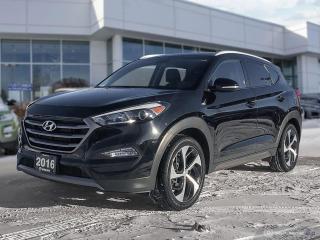 Used 2016 Hyundai Tucson Premium Has Remote Start! for sale in Winnipeg, MB