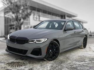 New 2021 BMW 3 Series M340i xDrive ///M PERFORMANCE EDITION for sale in Winnipeg, MB