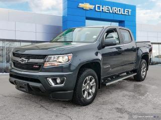 Used 2019 Chevrolet Colorado 4WD Z71 Crew Cab for sale in Winnipeg, MB