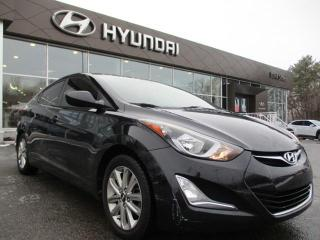 Used 2015 Hyundai Elantra Sport Appearance for sale in Ottawa, ON